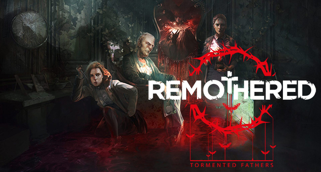 Remothered: Tormented Fathers (2018) - хоррор на русском