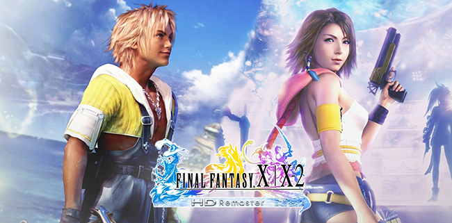 FINAL FANTASY X/X-2 HD Remaster (2016) + русификатор