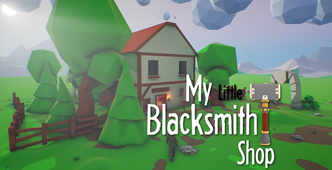 My Little Blacksmith Shop 0.1.1.1 - торрент