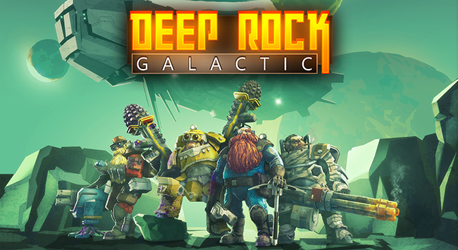 Deep Rock Galactic (2018) русская версия