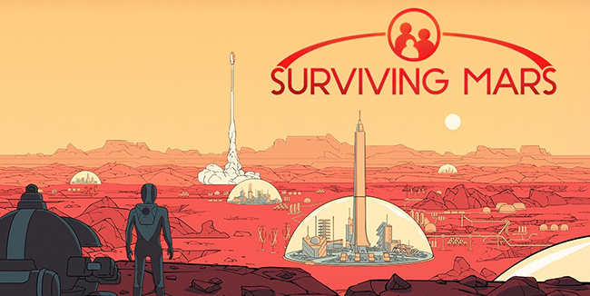 Surviving Mars (2018) на русском - торрент