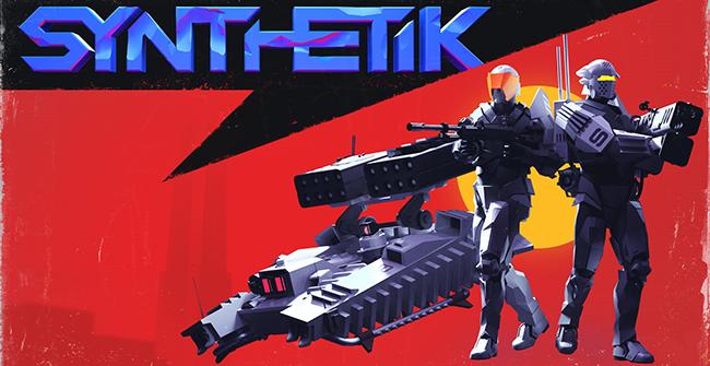 Synthetik (2018) - торрент