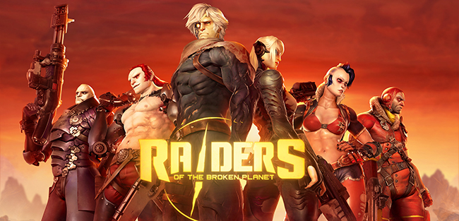Raiders of the Broken Planet (2017) - торрент