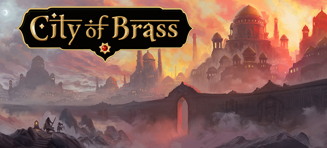Игра City of Brass (2018) - торрент