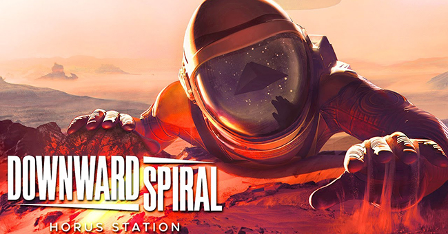 Downward Spiral: Horus Station (2018)