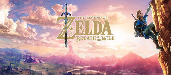 The Legend of Zelda: Breath of the Wild (2017) на компьютер