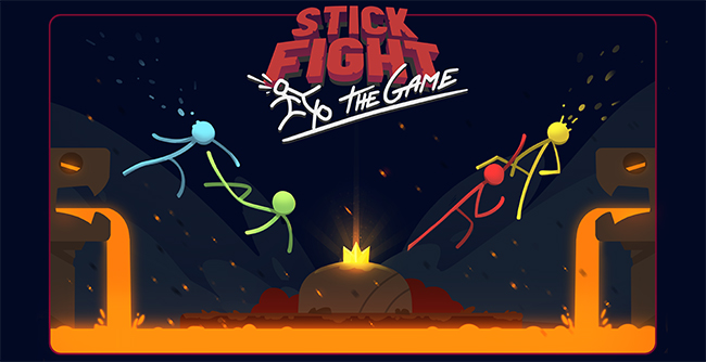 Stick Fight: The Game (2017) - торрент