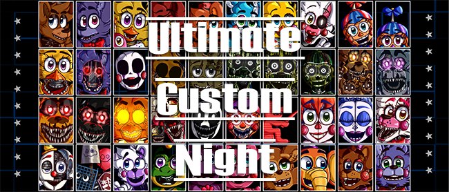 Ultimate Custom Night (2018) - новый ФНАФ (FNAF)