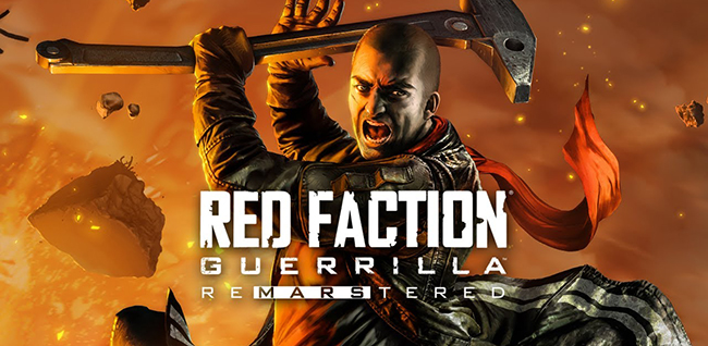 Red Faction Guerrilla Re-Mars-tered (2018) на ПК