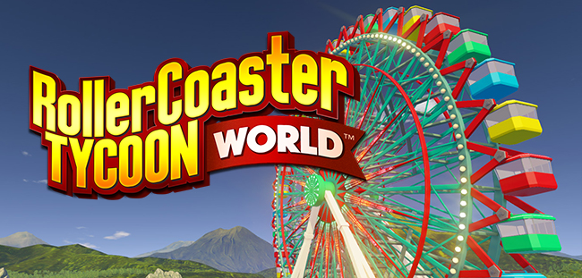 RollerCoaster Tycoon World (2016) на русском