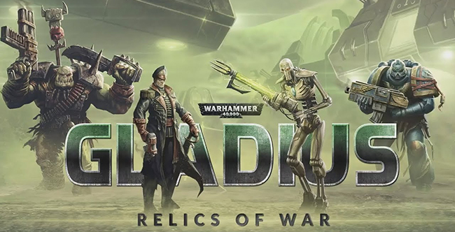 Warhammer 40,000: Gladius - Relics of War: Deluxe Edition (2018) - торрент