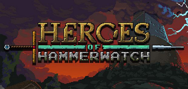 Heroes of Hammerwatch (2018) - торрент