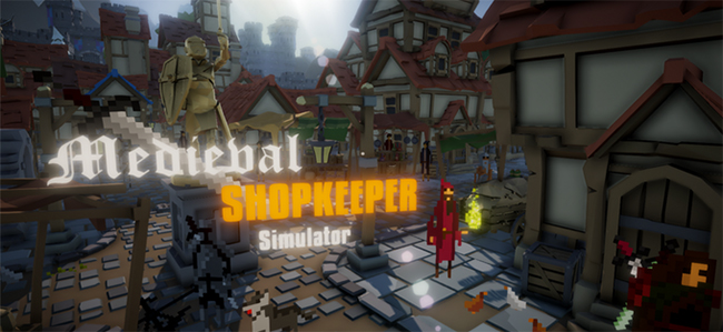 Medieval Shopkeeper Simulator (2018) - симулятор торговли