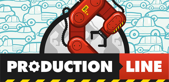 Production Line: Car factory simulation (2017) + русификатор