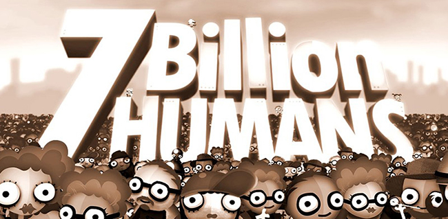 7 Billion Humans (2018) - торрент