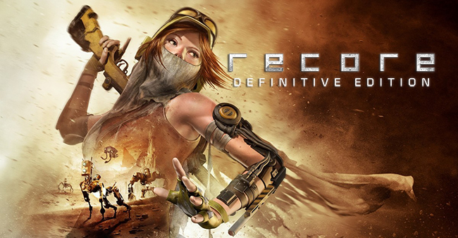 ReCore: Definitive Edition (2017) на ПК
