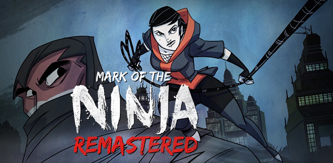 Mark of the Ninja: Remastered (2018)