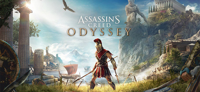 Assassin's Creed: Odyssey (2018) на ПК + таблетка