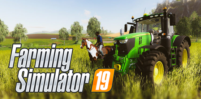 Farming Simulator 19 (2018) на русском