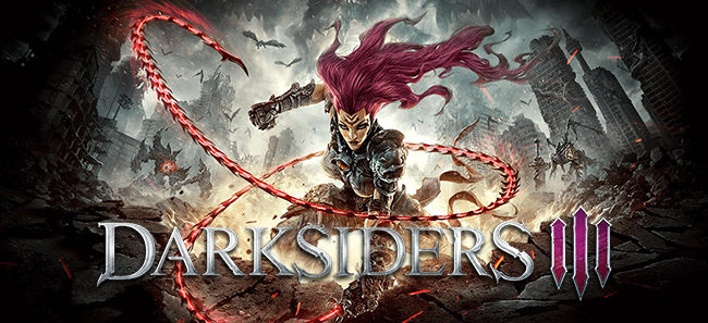 Darksiders 3: Deluxe Edition (2018) на русском на PC