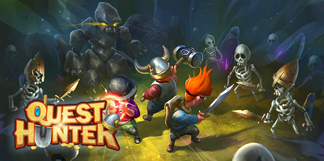 Quest Hunter (2017) - русская версия