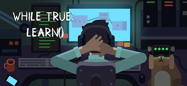 while True: learn() (2019) - на русском