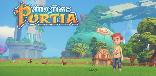 My Time At Portia (2019) - на русском