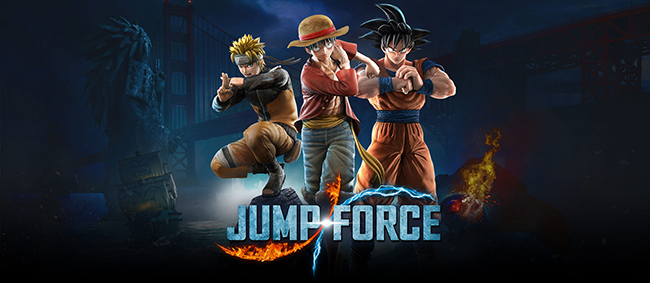 Jump Force - Ultimate Edition (2019) - на ПК