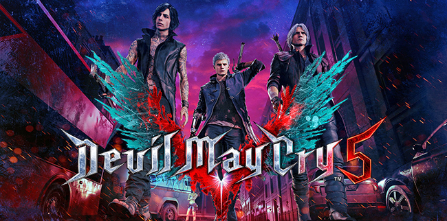 Devil May Cry 5: Deluxe Edition (2019) на русском на ПК