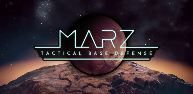 MarZ: Tactical Base Defense (2019) - марсианская Tower Defense