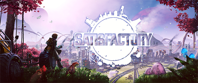Satisfactory 0.3.3.3 build 117050 на русском