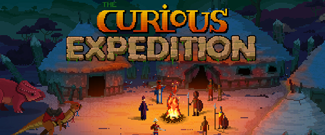 The Curious Expedition (2016) - торрент